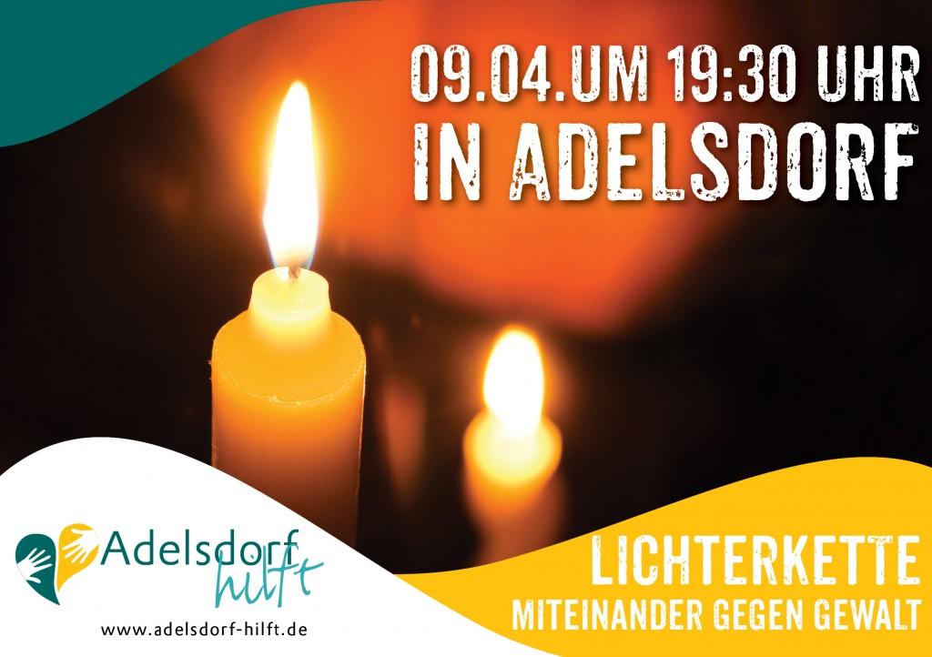 Adelsdorfhilft_Lichterkette